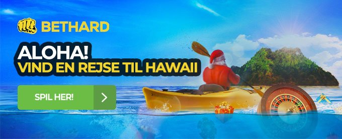 Vind en rejse for to til Hawaii
