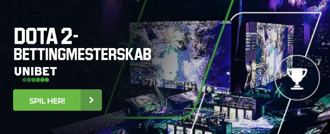 Odds på Chengdu Major 2019 hos Unibet
