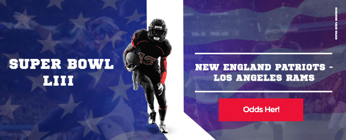 New England Patriots-Los Angeles Rams