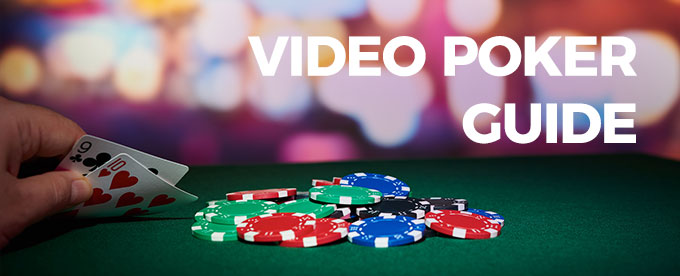 Video poker guide