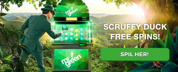 Få op til 175 free spins for at spille på Fire Joker