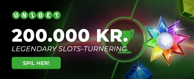 Online casino slots turnering