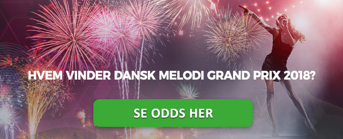 Se odds for Melodi Grand Prix