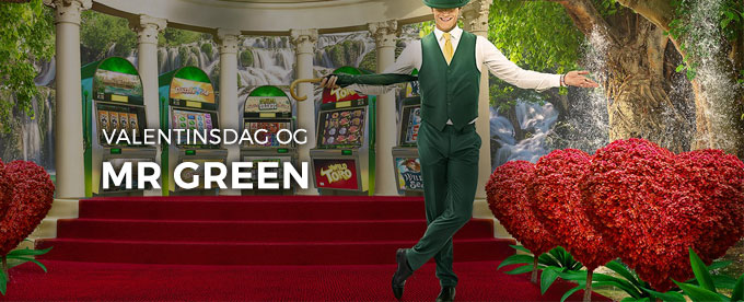 Klik her for at gå til Mr Green Casino